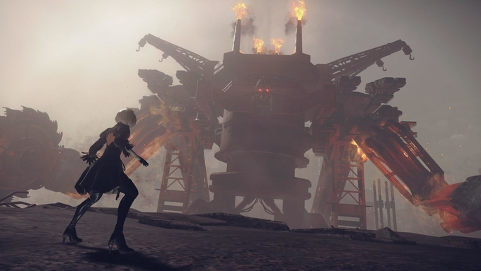 NieR Automata : What it takes to get all 26 endings