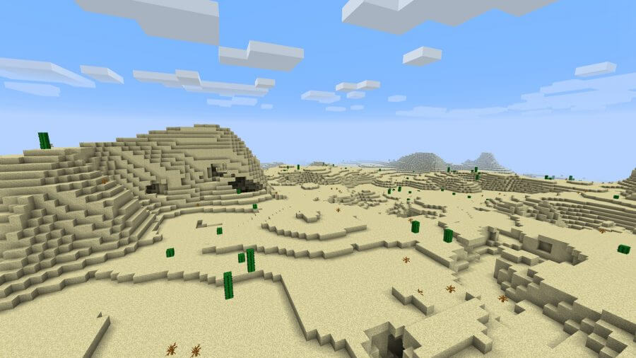 minecraft seed savannah biome