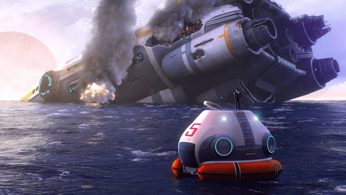 Subnautica: All Aurora door codes and how to get into the ship