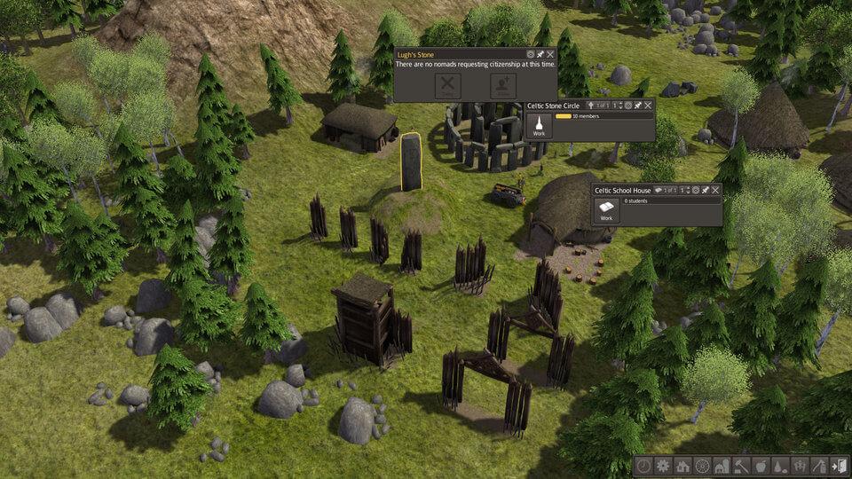 Banished Celtic Buildings Mod