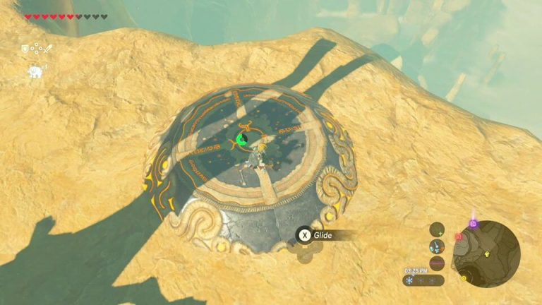 Zelda: Breath of the Wild: Sign of the Shadow quest guide for Sasa Kai shrine