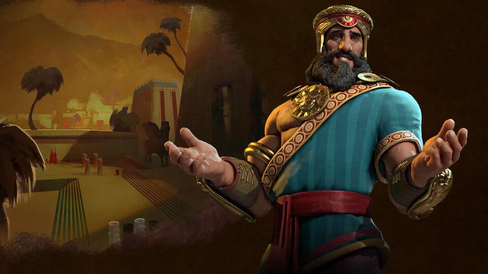 Gilgamesh of Sumeria