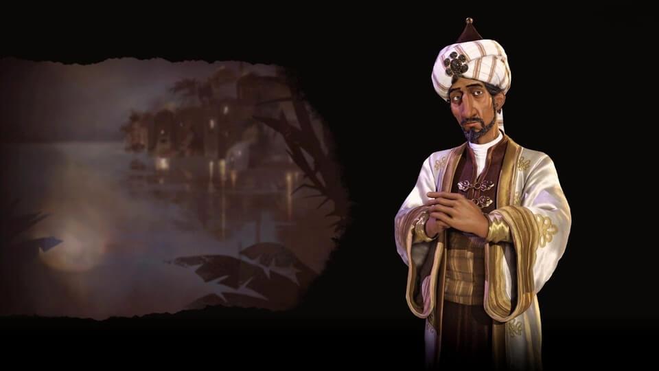 Saladin of Arabia