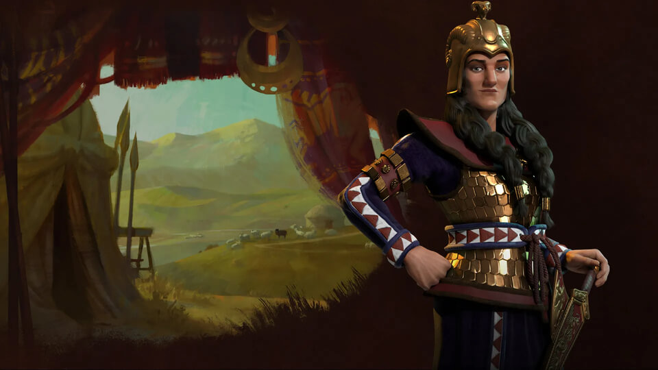 Tomyris of Scythia