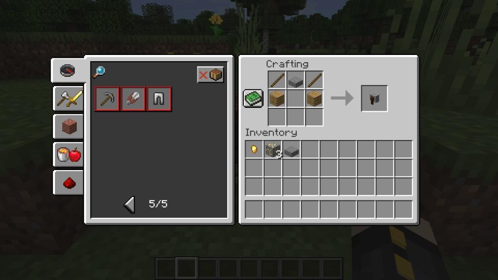 craft minecraft grindstone