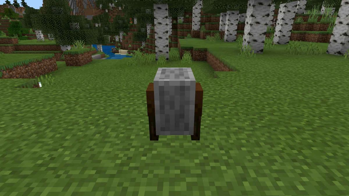 How to craft and use the Minecraft Grindstone utility block